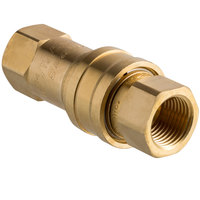 Regency 1/2 inch Quick Disconnect Fitting for Regency Gas Hoses
