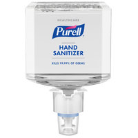 Purell® 6453-02 Advanced Healthcare ES6 1200 mL Foaming Hand Sanitizer - 2/Case