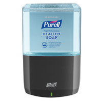 Purell® 6484-1G Healthy Soap® Foodservice ES6 1200 mL Graphite Automatic Hand Soap Dispenser with Active Cleansing Foaming Hand Soap