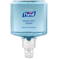 Purell® 6479-02 Healthy Soap® Professional ES6 1200 mL Antimicrobial Foaming Hand Soap - 2/Case