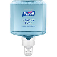 Purell® 7780-02 Healthy Soap® Foodservice ES8 1200 mL Antimicrobial Foaming Hand Soap - 2/Case
