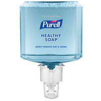 Purell® 6495-02 Healthy Soap® Professional ES6 1200 mL Clean & Fresh Lotion Hand Soap - 2/Case