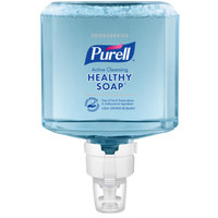 Purell® 7786-02 CRT Healthy Soap® Foodservice ES8 1200 mL Active Cleansing Foaming Hand Soap - 2/Case