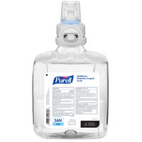 Purell® 7869-02 Healthcare CS8 1200 mL Waterless Surgical Scrub Hand Sanitizer Gel - 2/Case