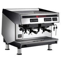 Grindmaster 1011-010 Mira Series Traditional Two Group Espresso Machine - 230V