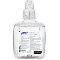 Purell® 6582-02 Healthy Soap® Food Processing CS6 1200 mL Antimicrobial Foaming Hand Soap - 2/Case