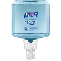 Purell® 7785-02 CRT Healthy Soap® Healthcare ES8 1200 mL High Performance Foaming Hand Soap - 2/Case