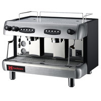 Grindmaster 1008-002 CS2-220 Classic Series Automatic Two Group Espresso Machine - 220/240V