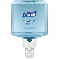 Purell® 7773-02 Healthy Soap® Foodservice ES8 1200 mL Fragrance Free Foaming Hand Soap - 2/Case