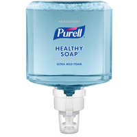 Purell® 7775-02 Healthy Soap® Healthcare ES8 1200 mL Ultra Mild Foaming Hand Soap - 2/Case