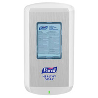 Purell® 7830-01 CS8 1200 mL White Automatic Hand Soap Dispenser