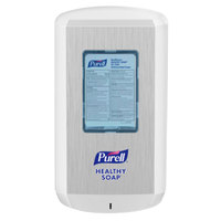Purell® 6530-01 Healthy Soap® CS6 1200 mL White Automatic Hand Soap Dispenser