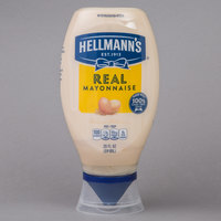 Hellmann's Real Mayonnaise 20 oz. Upside Down Squeeze Bottle