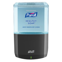 Purell® 7777-1G Healthy Soap® Professional ES8 1200 mL Graphite Automatic Hand Soap Dispenser with Fresh Scent Foaming Hand Soap