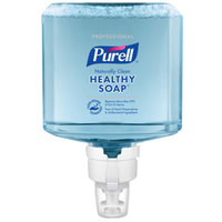 Purell® 7771-02 Healthy Soap® Professional ES8 1200 mL Naturally Clean Foaming Hand Soap - 2/Case