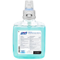 Purell® 7868-02 Advanced Foodservice CS8 1200 mL Hand Sanitizer Gel - 2/Case