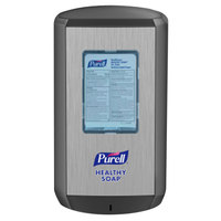 Purell® 6534-01 Healthy Soap® CS6 1200 mL Black Automatic Hand Soap Dispenser