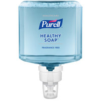 Purell® 7772-02 Healthy Soap® Healthcare ES8 1200 mL Gentle & Free Foaming Hand Soap - 2/Case