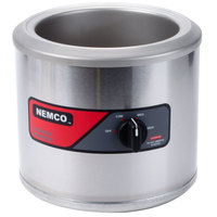 Nemco 6102A 7 Qt. Countertop Cooker / Warmer - 120V, 1050W