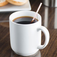 Arcoroc G3752 Daring Porcelain 10 oz. Mug by Arc Cardinal - 24/Case