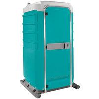 PolyJohn FS3-1000 Fleet Aqua Premium Portable Restroom - Assembled