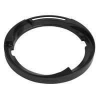 San Jamar X102008 Black Plastic Adjustment Ring for C6400C Cup Dispenser