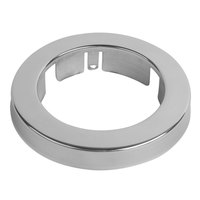 San Jamar X103829 Replacement Stainless Steel Trim Ring for C6200C Cup Dispenser
