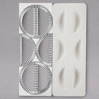 Manual 6-Count Mold / Dough Press
