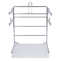 Choice Chrome T-Shirt Bag Rack / Stand