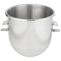 Hobart BOWL-HV140 Classic 140 Qt. Stainless Steel Mixing Bowl