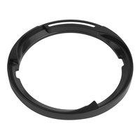 San Jamar X103340 Black Plastic Adjustment Ring for C6500C Cup Dispenser