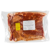 Kunzler Apple Wood Smoked Sweet Cinnamon Sliced Bacon 5 lb. Pack - 2/Case