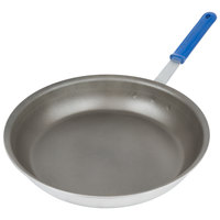 Vollrath ES4014 Wear-Ever 14 inch Ever-Smooth PowerCoat2 Non-Stick Fry Pan with Cool Handle - Rivetless