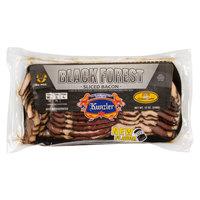 Kunzler 12 oz. Black Forest Hardwood Smoked Sliced Bacon - 16/Case