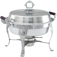 Vollrath 46860 5.8 qt. Royal Crest Round Chafer