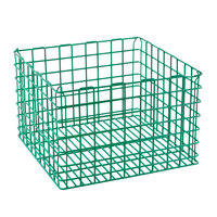 All Purpose Coated Wire Open Rack - 18 inch x 18 inch x 12 inch
