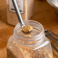 6-Piece Stainless Steel Measuring Spoon Ladle Set