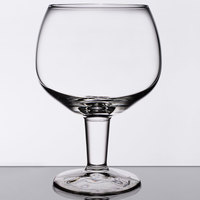 Libbey 921465 Grand Service 20 oz. Customizable Abbey Goblet Glass - 12/Case