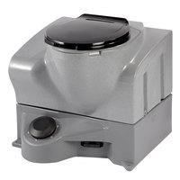 PolyJohn MF02-1000 Mini-Flush 15 Gallon Self-Contained Flushing Toilet - Assembled