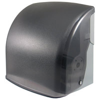 PolyJohn TD04-1000 Black Paper Towel Dispenser
