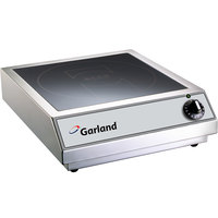 Garland GI-SH/BA 3500 Countertop Induction Range - 240V, 3.5 kW