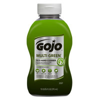 GOJO® 2357-08 Multi Green® 10 oz. ECO Hand Cleaner - 8/Case