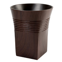 Bathroom Collections BS-VN8 Vienna 4.5 Qt. Hotel Wastebasket
