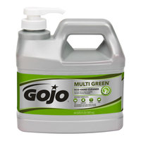 GOJO® 0989-04 Multi Green® 1/2 Gallon ECO Hand Cleaner - 4/Case