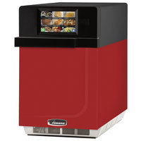 Amana Commercial XpressChef 3i MRX2 Red High-Speed Countertop Oven - 208/240V