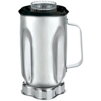 Waring CAC33 32 oz. Stainless Steel Container