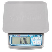 Edlund BRV-160W BRAVO! 10 lb. Stainless Steel Submersible Waterproof Digital Portion Scale