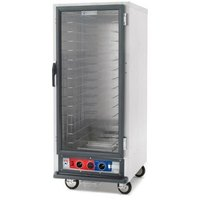 Metro C519-PFC-4 C5 1 Series Non-Insulated Proofing Cabinet - Clear Door
