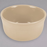 Fiesta Tableware from Steelite International HL723330 Ivory 28 oz. China Gusto Bowl - 6/Case