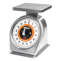 Rubbermaid Pelouze 632SRW 32 oz. Portion Control Scale - Dishwasher Safe (FG632SRW)